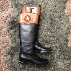 Micheal Kors ridding boots size 7
